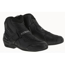 Buty sportowe ALPINESTARS SUPERTECH R wentylowane białoczarne